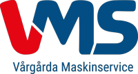 Vårgårda Maskinservice Logotyp